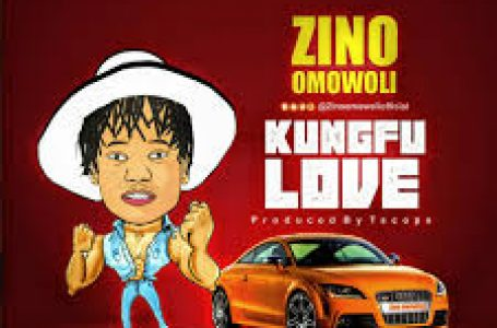 DOWNLOAD MP3 : Zino Omowoli – Kungfu Love (Prod. By Tscope)