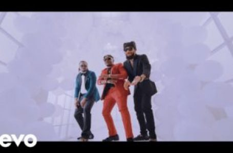 [Video] Rudeboy – Double Double ft. Olamide & Phyno