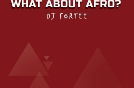 DOWNLOAD : DJ Fortee – What About Afro? (Mixtape)