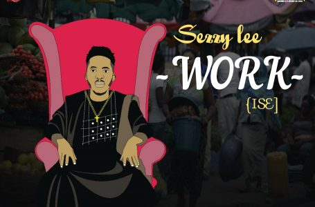 DOWNLOAD : Sezzy Lee – Work (Prod. By CoolM Beat)