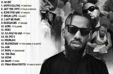 DOWNLOAD : Phyno ft. Flavour – Vibe