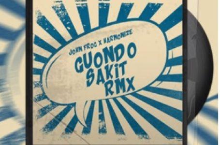 DOWNLOAD : John Frog ft. Harmonize – Guondo sakit (Remix)