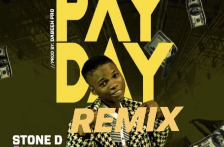 DOWNLOAD : Stone D – Pay Day Ft. Zlatan Ibile & Cdq