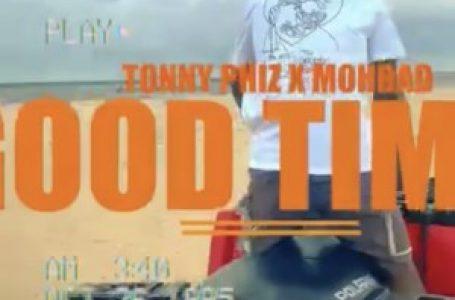 DOWNLOAD : Tonny phiz ft Mohbad – Good Time
