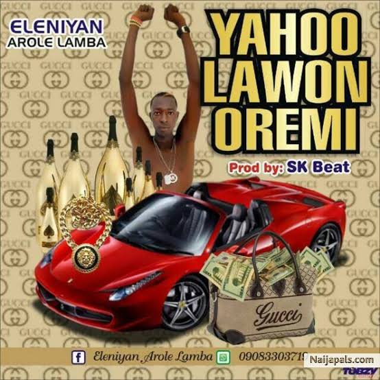 DOWNLOAD : Eleniyan – Yahoo Lawon Oremi