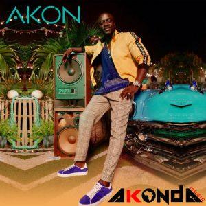 DOWNLOAD : Akon – Wakonda