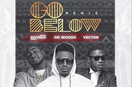 DOWNLOAD : OD Woods – Go Below (Remix) Ft. Davido & Vector