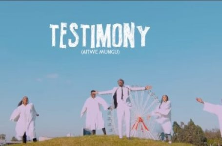 DOWNLOAD : Music + Video : Hope Kid ft Khaligraph Jones – Testimony