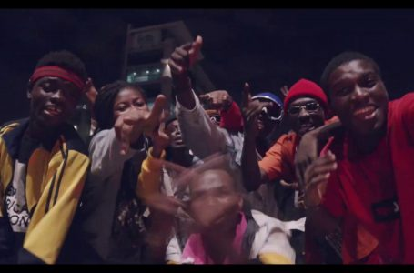 DOWNLOAD : VIDEO: Fuse ODG – Serious ft. Article Wan, Quamina MP