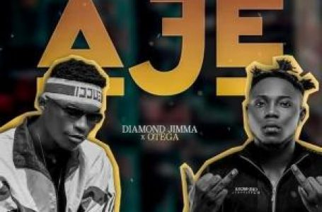DOWNLOAD : Diamond Jimma Ft. Otega – Aje