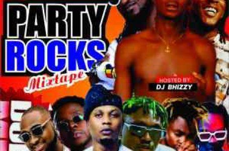 DOWNLOAD: Dj Bhizzy – Party Rocks