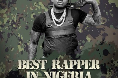 DOWNLOAD : Khaligraph Jones – Best Rapper In Nigeria (Blaqbonez Diss)
