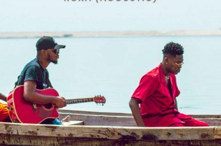DOWNLOAD : Reekado Banks – Rora (Acoustic Version)