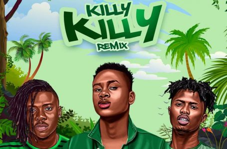 DOWNLOAD : Larruso – Killy Killy (Remix) ft Stonebwoy, Kwesi Arthur