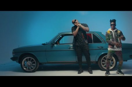 VIDEO: Strongman – Bossu ft. Medikal