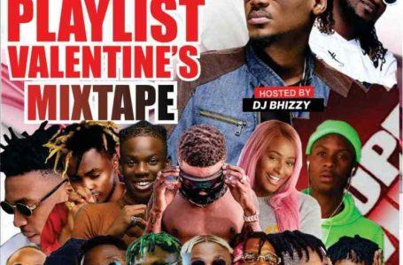 DOWNLOAD : Dj Bhizzy – Agegeloaded (Playlist Valentine's) Mixtape