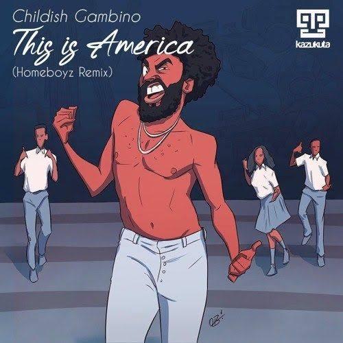 Childish Gambino's - This Is America