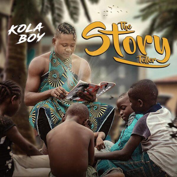 Kolaboy – Story Teller EP