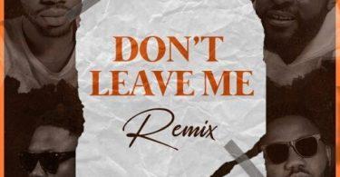 Instrumental: Josh2funny – Don't Leave Me (Remix) (Prod. By Teejah James)