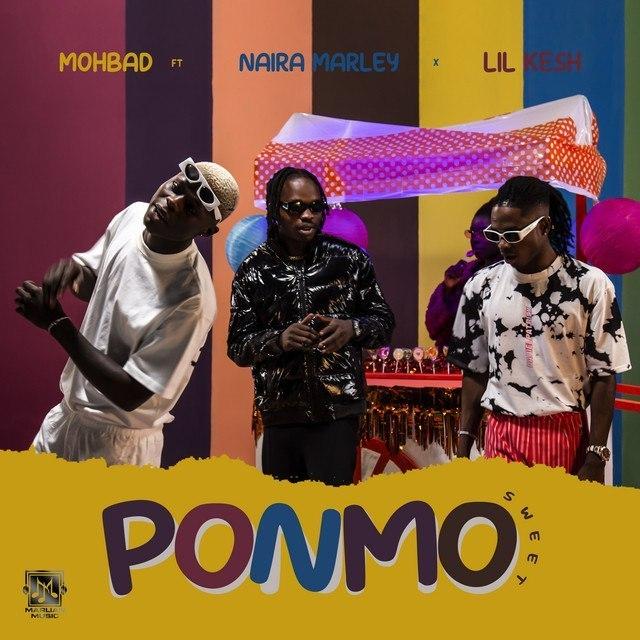 Mohbad ft. Lil Kesh & Naira Marley – Ponmo Sweet (Kayamata)